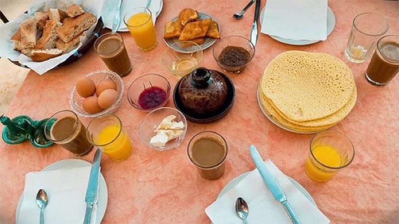 Как завтракают в странах мира?