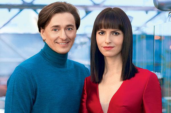 45 звёздных пар, которыми любуется вся Россия.