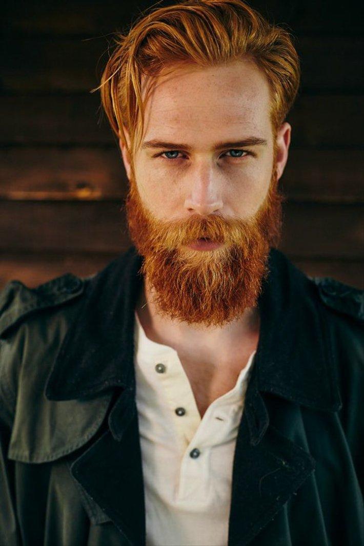 Стоило только отрастить бороду, жизнь кардинально изменилась!