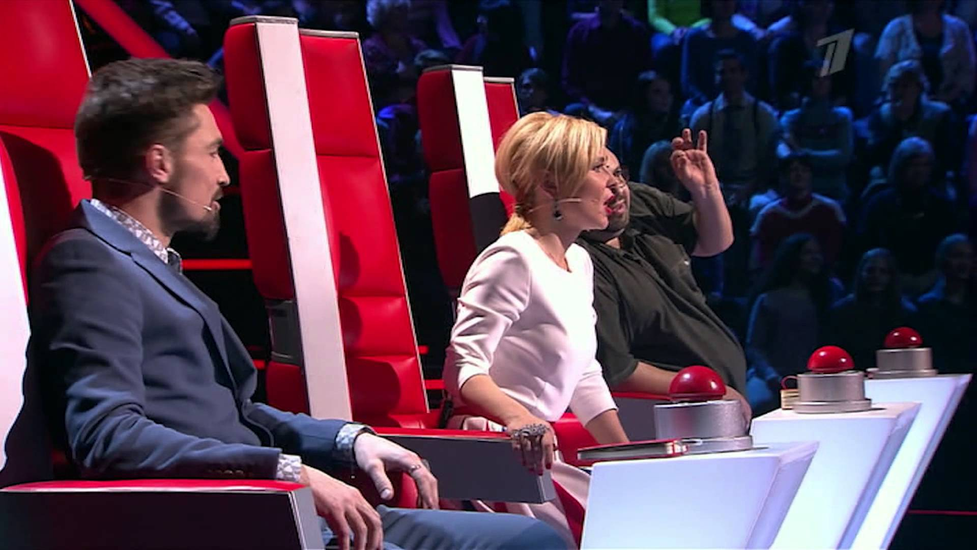 Круче Витаса!!! Все судьи без раздумий нажали кнопки!