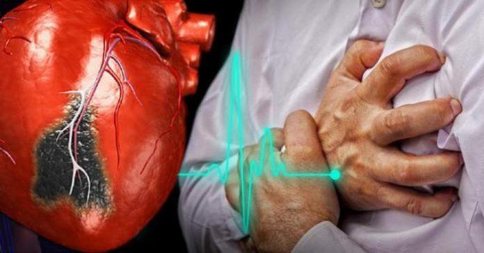 Как оказать себе помощь во время сердечного приступа?