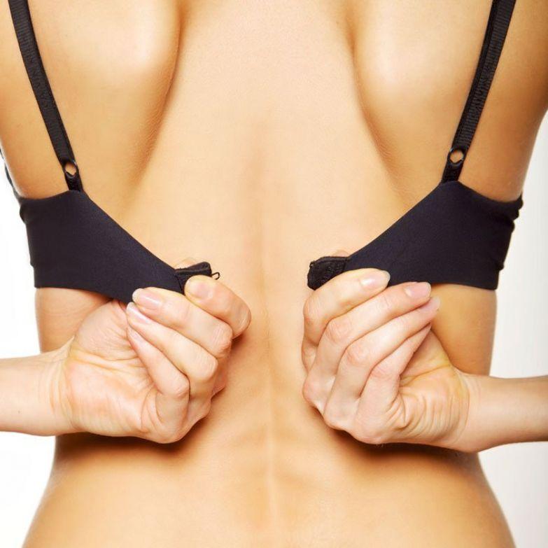 Что происходит с грудью, если не носить бюстгальтер 3 года?
