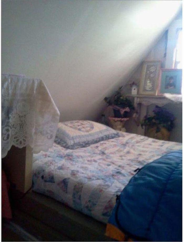 Старушка превратила заброшенный сарай в чудесный дом!