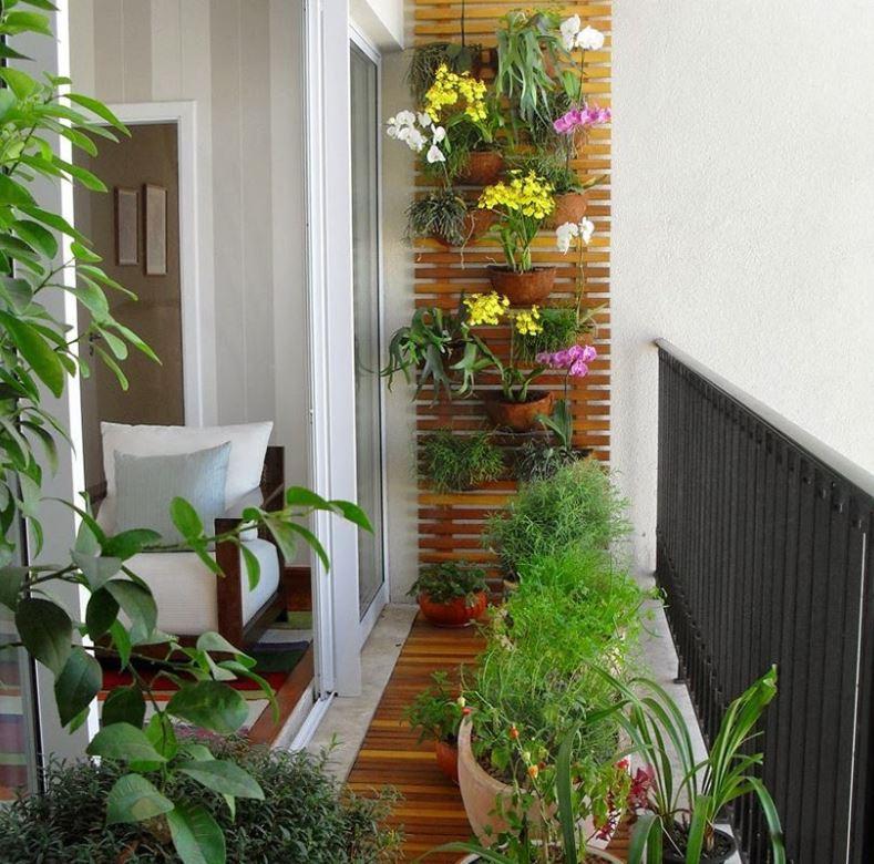 """Красивый дизайн балкона внутри: делаем """"райский уголок"""" своими руками!"""
