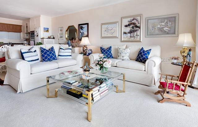 10 стильных идеи интерьера гостиной комнаты!