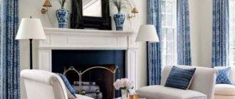 Интересные и стильные идеи интерьера гостиной