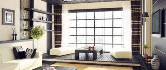 Японский стиль в интерьере, особенности и цвета