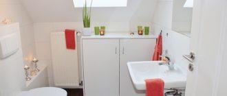 Ремонт и маленькая ванная: 3 правила как сэкономить место!