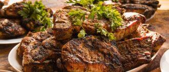 Вкусный маринад для шашлыка: 5 популярных рецептов!