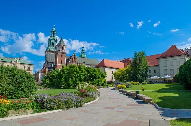 Увлекательная Польша: что посетить с детьми в Кракове!