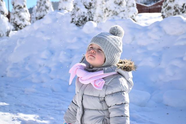 Как ухаживать за детскими куртками