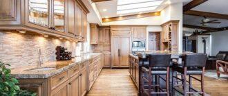 Кухни на заказ: каприз или необходимость. Тенденции в дизайне кухонной мебели.